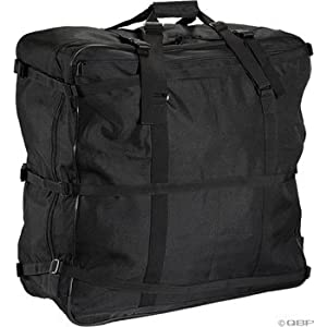 S and S Backpack Travel Case, Black