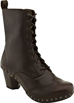 Dansko Women's Brown Pull-up Nat 42 B(M) EU