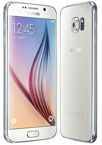 "Samsung Galaxy S6 SM-G920 32GB (FACTORY UNLOCKED) 5.1"" QHD White Ships April 10"