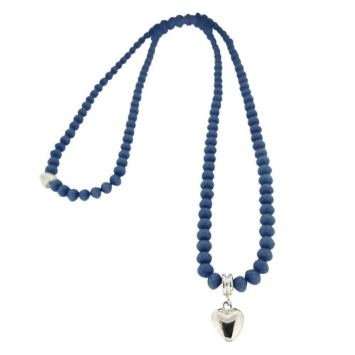 Sweet Deluxe 716 84 Centimeters Brass Necklace With Pendant