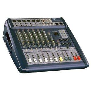 Pyle-Pro PMX608 6 Channel 500 Watts Digital Powered