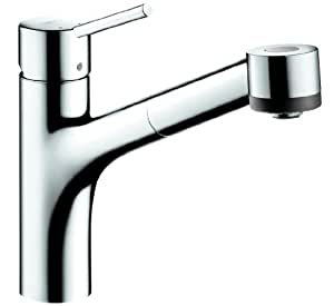 Hansgrohe 06462000 Talis S Single Hole Kitchen,