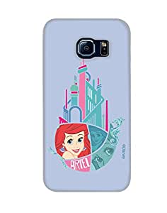 Pick Pattern with Exclusive DISNEY Characters Back Cover for Samsung Galaxy S6 edge SM-G925