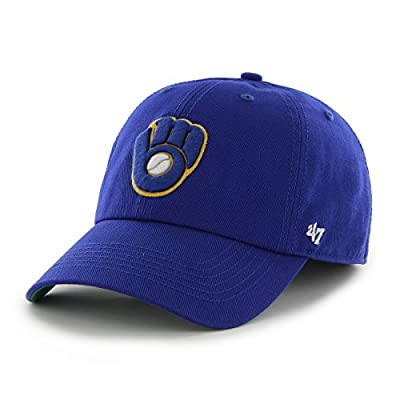MLB Milwaukee Brewers Franchise Fitted Hat