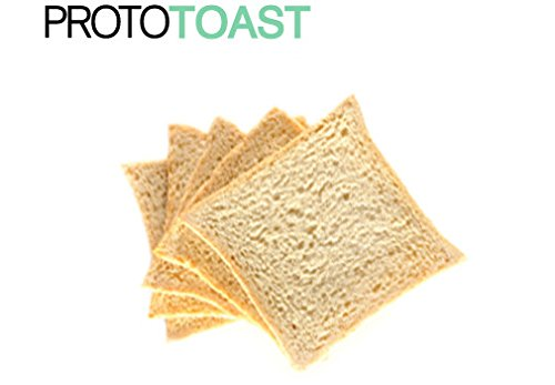 $3 Off! Prototoast Italian Natural Toasted Bread, Low Carb Bread, Sugar Free Bread, High Protein Bread, High Fiber Bread, Great For Weight Loss, Low Carb Dieter'S, Diabetes, Fitness, Body Building, Taste Awesome And Will Not Compromise Texture And Flavor