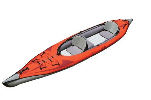 Cheap Advanced Elements AdvancedFrame Convertible Inflatable Kayak (AE1007-R)