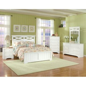 Standard Furniture Nantucket Panel Bedroom Set by Kathy Ireland