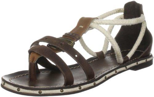 Wrangler Women's Rope 2 Brown Thong Sandals WL121291