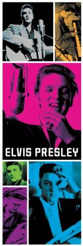 Elvis Presley Colors 1000-Piece Slim Jigsaw Puzzle - 1
