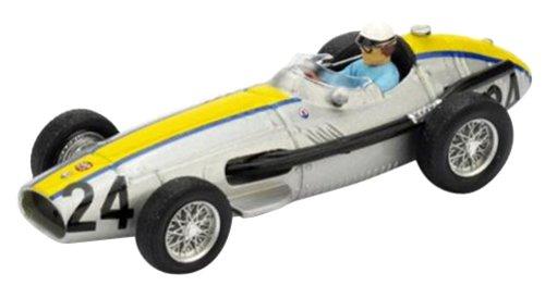 BRUMM 1/43 マセラティ 250F 1957年イタリアG.P #24 チーム:SCUDERIA CENTRO SUD BONNIER (ドライバーフィギュア付き)