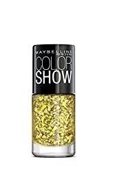 Maybelline New York Color Show Gold Digger Collection, Gold Gluttony, 6ml