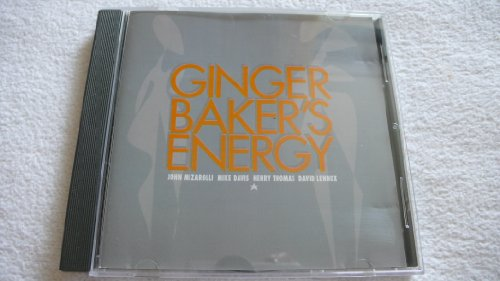 Energy by Ginger Baker