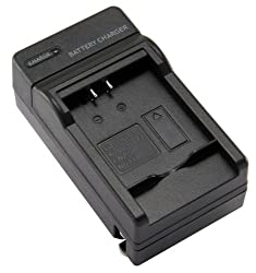 STK's Canon NB-11L Battery Charger for Powershot A2500, ELPH 130 HS, ELPH 115 HS, A2300 IS, ELPH 110 HS, ELPH 320 HS, A2600, A4000 IS, A3400 IS, A2400 IS, A3500 IS, A2300 IS, ELPH 340 HS