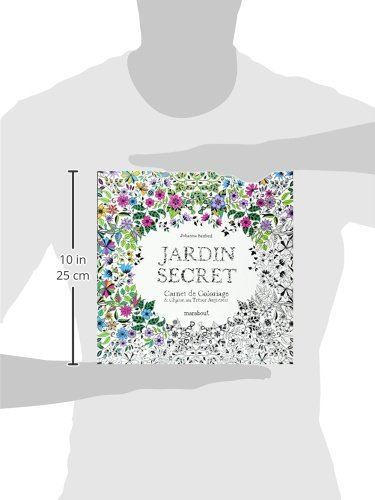 Jardin secret loisirs cr atifs johanna for Audio libro el jardin secreto