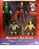 DC Comics Justice League New Frontier Box Set