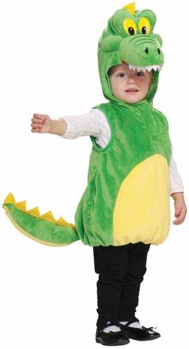 Child Cuddlee Crocodile Costume Toddler size 2-4 (Toddler Crocodile Costume)