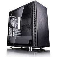 Fractal Design Define Mini C ATX Mini Tower Computer Case Chassis (Black)