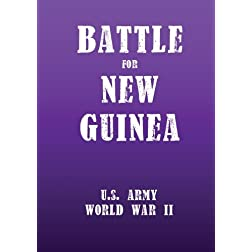 Battle for New Guinea