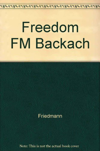 Title: Freedom From Backaches