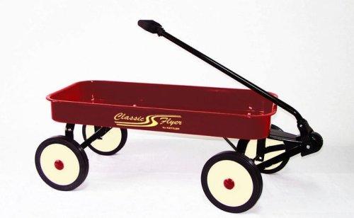 Kettler Classic Flyer Metal Wagon - Buy Kettler Classic Flyer Metal Wagon - Purchase Kettler Classic Flyer Metal Wagon (Kettler, Toys & Games,Categories,Bikes Skates & Ride-Ons,Ride-On Toys,Wagons)