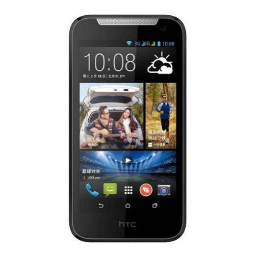 Htc Desire 310 D310W Quad Core 4.5 Inch Android 4.2 Dual Sim 4Gb White 3G Unlocked Smartphone