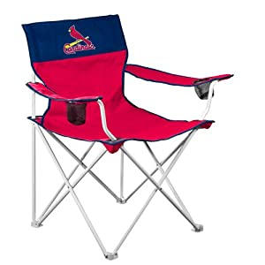 MLB St. Louis Cardinals Big Boy Folding Chair