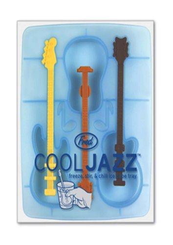 COOL-JAZZ-Gitarren-Eiswrfelform
