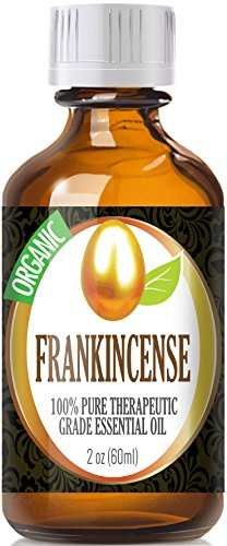 Frankincense (Organic, 60Ml) 100% Pure, Best Therapeutic Grade Essential Oil - 60 Ml / 2 (Oz) Ounces