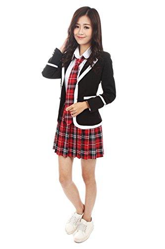 Prep School Girl Costume | Compare Prices Prep School Girl Costume ...