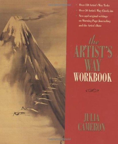 The Artist's Way Workbook from Tarcher