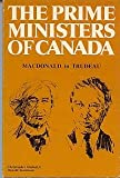 The Prime Ministers of Canada (0889320071) by Ondaatje, Christopher