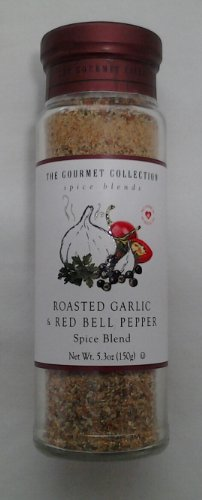 Roasted Garlic & Red Bell Pepper the Gourmet