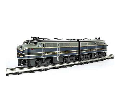 Williams By Bachmann Baltimore And Ohio Locomotive Set - O Scale
