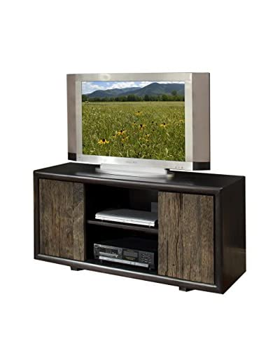 Jeffan Karel TV Cabinet, Dark Brown