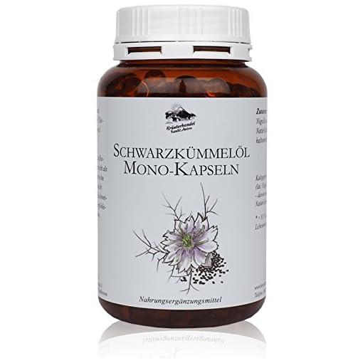 Schwarzkmmell-Kapseln-Mono–kaltgepresst–gyptisch–naturbelassen–mit-Vitamin-E–400-Kapseln-65-Monatsvorrat–Made-in-Germany–Kruterhandel-Sankt-Anton