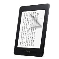 BUFFALO Kindle Paperwhite専用 気泡ができにくい 反射防止保護フィルム BSTPKDT12FT