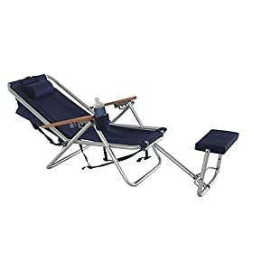 Wearever Steel Frame Backpack Chair With Footrest Price