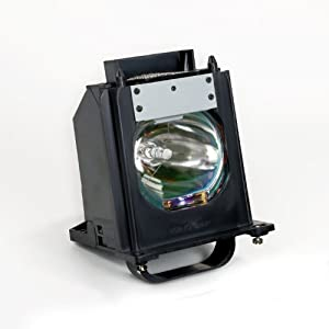 SKU 915P061010 Replacement Lamp Equivalent with Housing for Mitsubishi TV