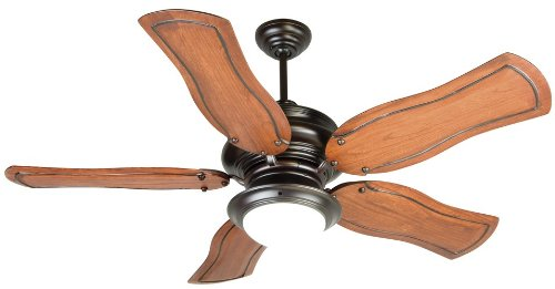 Craftmade K10774 Townsend Indoor Ceiling Fan with Five 54