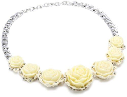 Schmuck-Art 27610 Caserta Palladium Necklace With Pendant