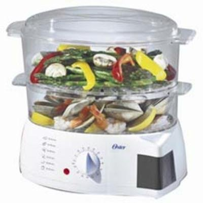 Mechanical Food Steamer
