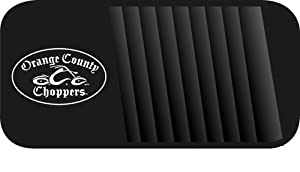 Orange County Choppers Bike Logo CD Visor Organizer