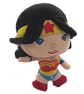 "DC Comics Little Mates 10"" Plush Wonder Woman"