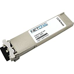 AA1403005-E5 Avaya/Nortel COMPATIBLE Transceiver Module - 1-port 10GBase-SR XFP. Supports MMF (50um)for interconnects up to 300m. Core 62.5um fiber also supported.