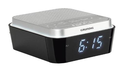 Grundig GKR9200 Sonoclock920 Radiosveglia, Nero/Antracite