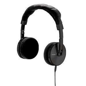 Nixon Nomadic Headphones All Black, One Size