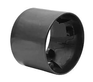 Rassine Nylon Replacement Slick Rear Wheel for Drift Trikes, Black