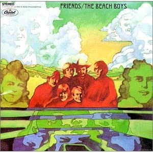BEACH BOYS - Friends