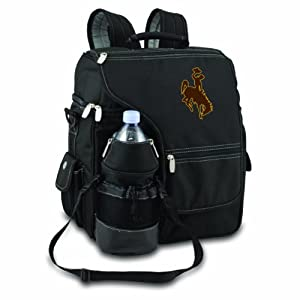 NCAA Wyoming Cowboys Turismo Insulated Backpack Cooler