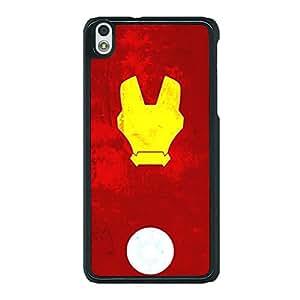 Jugaaduu Superheroes Ironman Back Cover Case For HTC Desire 816